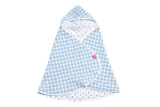 Dětská osuška Motherhood - modré lodičky