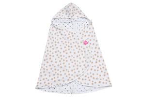 Dětská osuška Motherhood - růžové kaňky