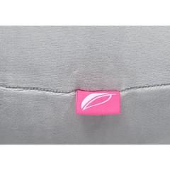 Povlečení šedé - pro Premium těhotenský polštář