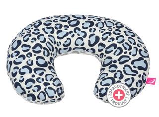 Kojicí polštář Motherhood - tmavě modrý ocelot